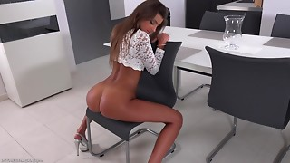 Anal,Beautiful,Big Ass,Masturbation,Pornstar,Sex Toys,Solo,Teen
