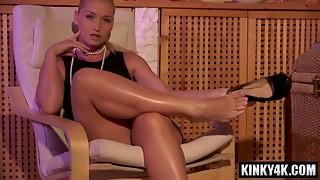 Blonde,Femdom,Fetish,Foot Fetish,Fucking,High Heels,Mature,MILF,Orgasm,Stepmom