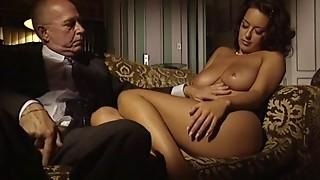 Blowjob,Cumshot,Group Sex,Pornstar,Vintage