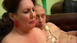 BBW,Big Boobs,Blowjob,Chubby,Couple,Drunk,Grannies,Fucking,Mature,Russian