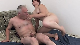 BBW,Blowjob,Chubby,Grannies,Mature,MILF,Old and young,Orgasm,Outdoor,Slut