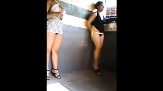 Amateur,Latina,Outdoor,Public Nudity