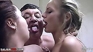 Big Boobs,Big Cock,Blowjob,Cumshot,Daughter,Facial,Gangbang,Group Sex,Handjob,Fucking