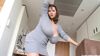 Babe,Beautiful,Big Ass,Big Boobs,Dress,Fetish,Handjob,Fucking,Masturbation,Mature