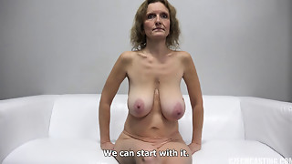 Beautiful,Big Boobs,Big Cock,Blonde,Blowjob,Casting,Handjob,Fucking,Mature,MILF
