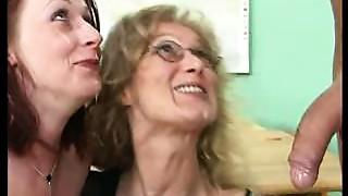 Fucking,Redhead,Slut,Threesome