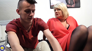 British,Grannies,Housewife,Mature,MILF,Old and young,Sex Toys,Stepmom,Wife