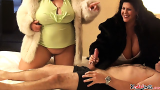 Threesome,Stepmom,Old and young,MILF,Fucking,Blowjob,Big Cock,BBW,Mature,Fetish