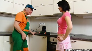 Anal,Blowjob,Fetish,Old and young,Socks,Teen