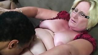 Ass licking,Blonde,Glasses,Grannies,Mature