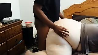 BBW,Big Ass,Couple,Doggystyle,Interracial,Mature