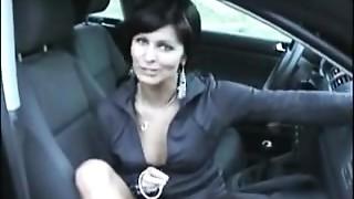 Brunette,Masturbation,MILF,Outdoor,Russian,Sex Toys,Solo